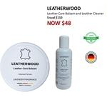 Leatherwood Cleaner & Leatherwood Lavender Balsam Value Set