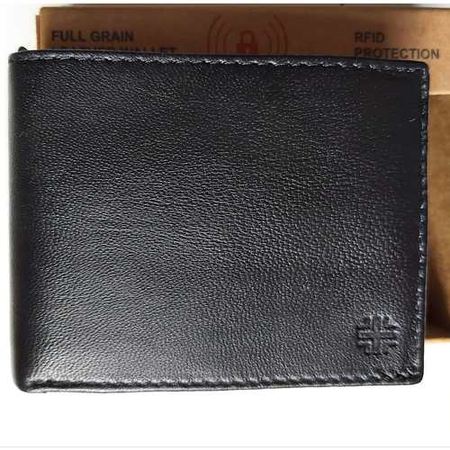 Mens Wallet 125 Black