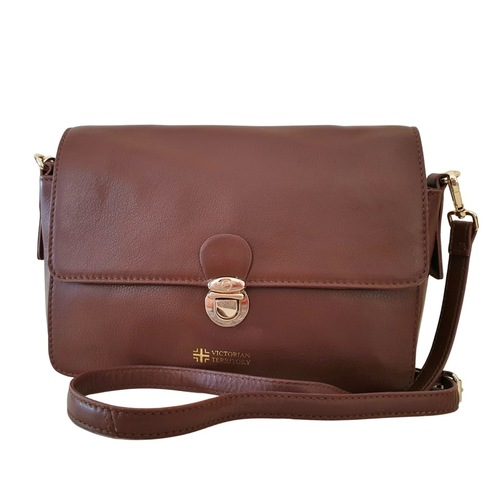 Sapporo Handbag Colour Brown