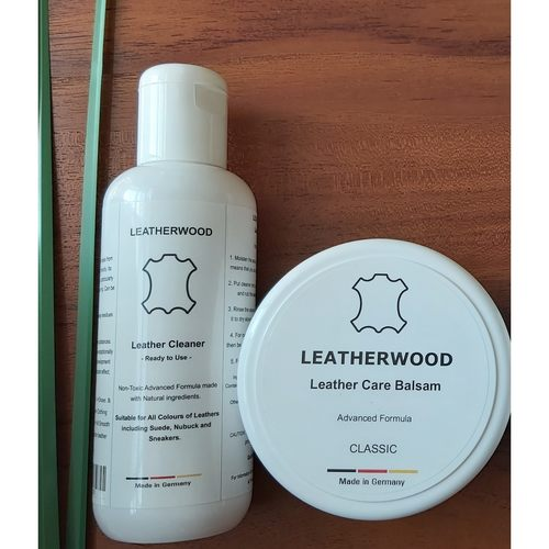 Leatherwood Cleaner & Leatherwood Balsam Value Set
