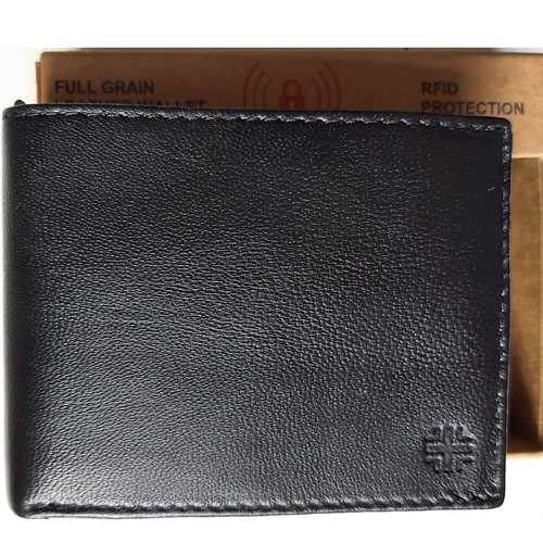 Mens Wallet 231 Black