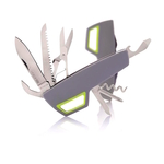 Tovo Pocket Knife grey / green