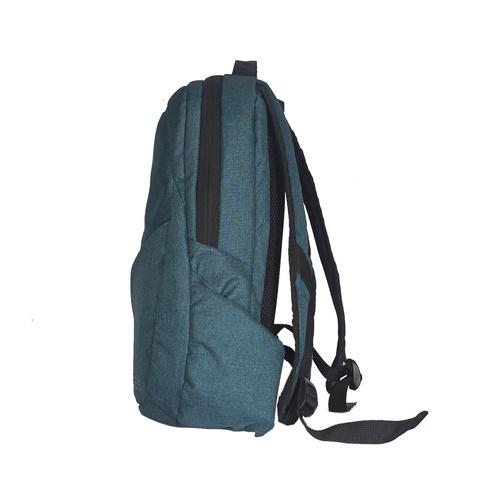 Cross Zipper - Green