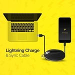 Go Charge Lite Ios Cable Organizer with retractable cable for Ios Devices