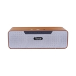 Sangeet Bluetooth Speaker - NFC, USB, AUX, FM, Memory Card, TWS