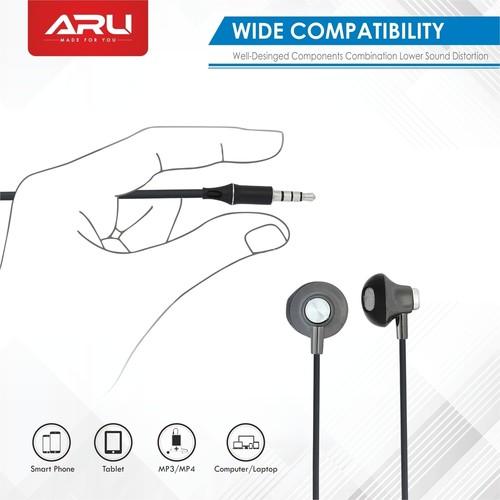 ARU Wired Earphones