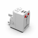 Plug Pack Lite Universal Travel Adaptor , 150+ Countries Compatibility