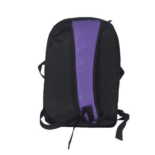 Double Duffle - Purple