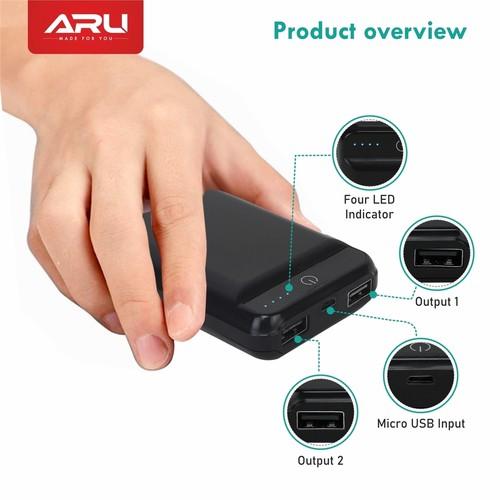 ARU 10000 mAh Power Bank