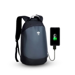 Champ Antitheft Laptop Bag With Integrated USB Charging Port
