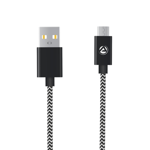 ARU Cotton Braided Android Cable