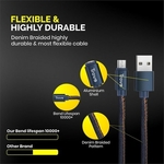 Trovo Jeans Micro Cable
