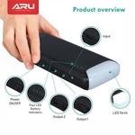 ARU 12500 mAh Power Bank