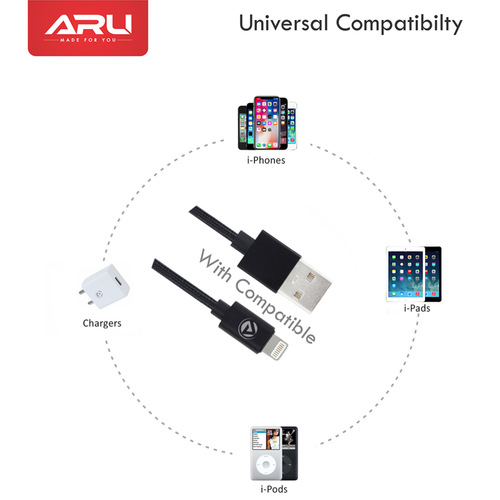 ARU Iphone USB Cable