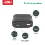 ARU 6000 mAh Power Bank