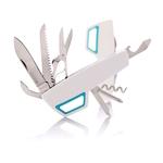 Tovo Pocket Knife white / blue