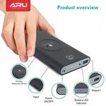 ARU 8000 mAh Wireless Power Bank