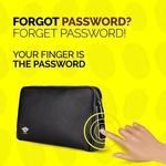 FinLock Bag with Fingerprint Lock – Your Finger Is the Key