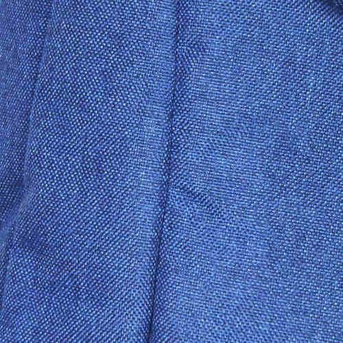 Cross Zipper Blue