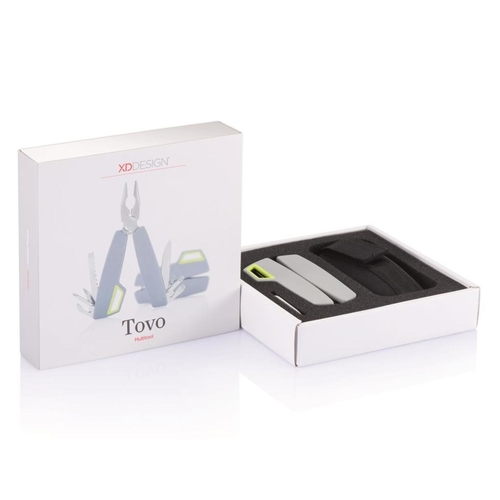 Tovo Multi-tool Light grey / green