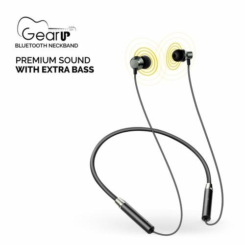 GearUp Bluetooth Neckband