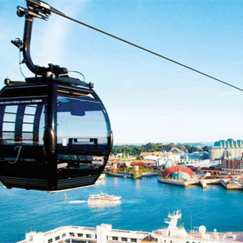 Sentosa Cable Car (Child)