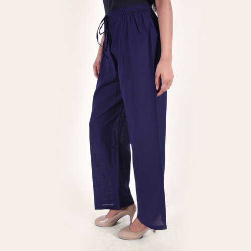 Pant basic ultramarine blue