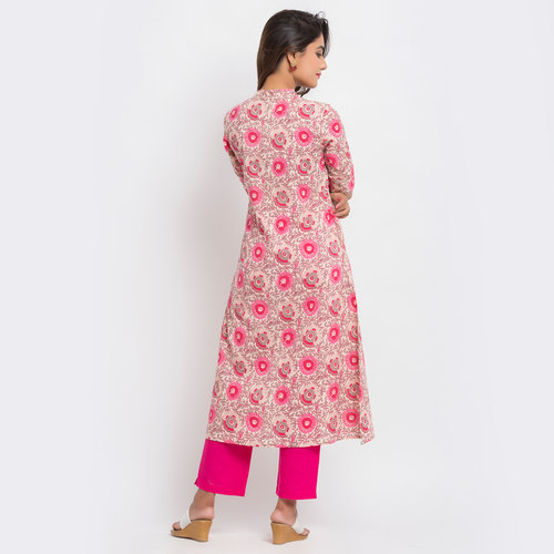 Naksh casual Kurti (with pocket)