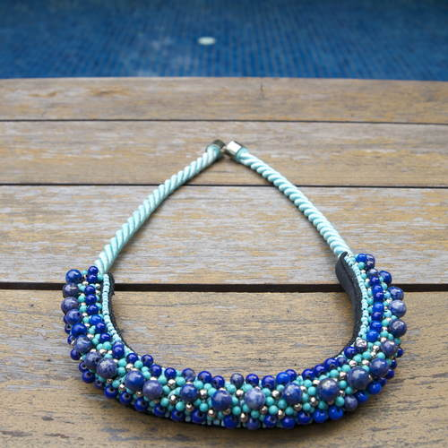 Beadholic Lapis Lazuli