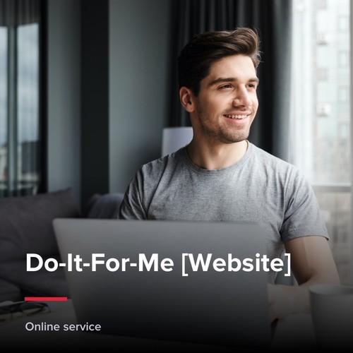 Do-It-For-Me Website