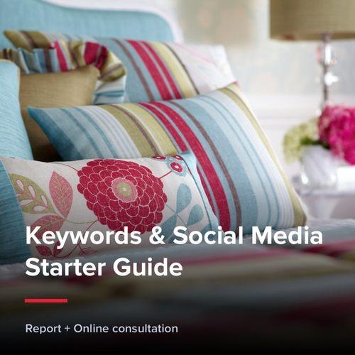Keywords & Social Media Starter Guide - Home & Living