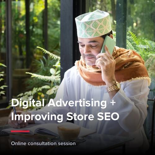 Bundle Package 3 -  Digital Advertising + Improving Store SEO