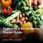 Keywords & Social Media Starter Guide - Food & Groceries