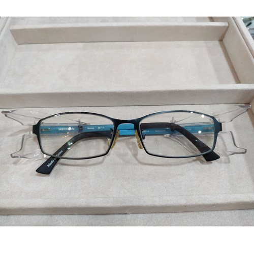 Worksafe Venus Blue with safety lenses uncoated