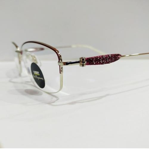AlexJ Eyewear 58569 with cr39 1.56 mc emi