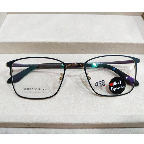 AlexJ Eyewear 6009 with cr39 1.56 mc emi