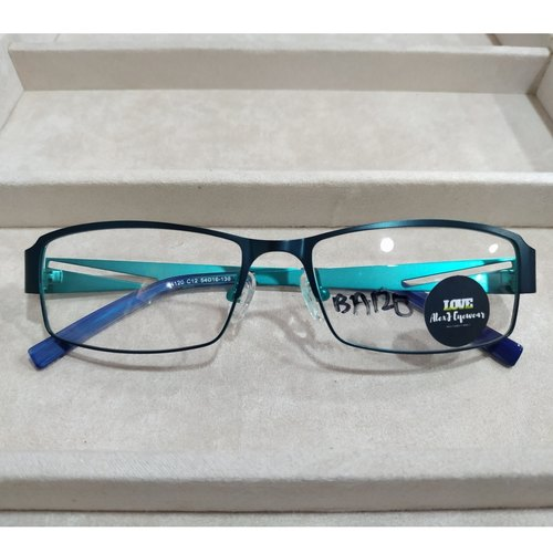AlexJ Eyewear U4120 with cr39 1.56 mc emi