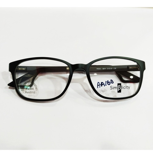 Beta-Simplicity Active Eyewear M0001 with cr39 1.56 mc emi