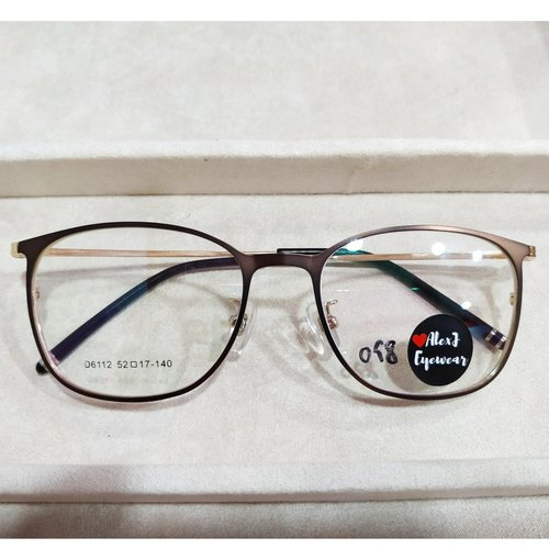 AlexJ Eyewear 6112 with cr39 1.56 mc emi