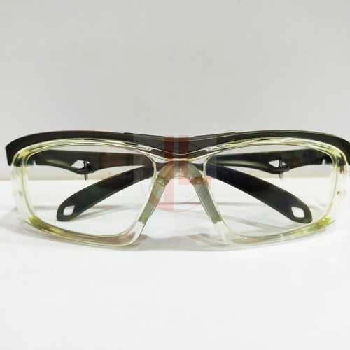 Worksafe Steed Clear with safety lens uncoated stock