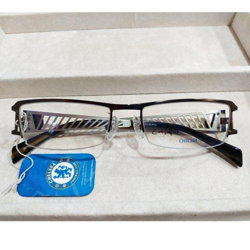 Chelsea 8042 with Asahi 1.56 HMC UV420 blue cut