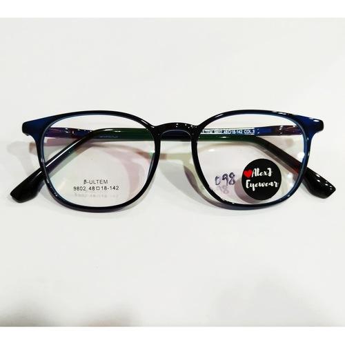 AlexJ Eyewear 9802 with cr39 1.56 mc emi