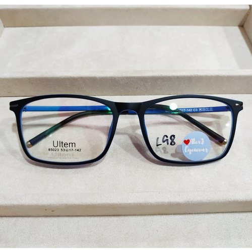 AlexJ Eyewear 85023 with cr39 1.56 mc emi