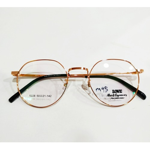 AlexJ Eyewear 5228 with cr39 1.56 mc emi