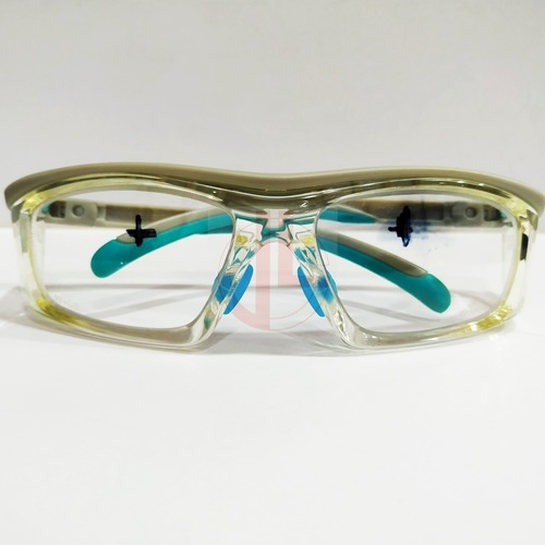 Worksafe Steda II Grey with safety lenses uncoated stock