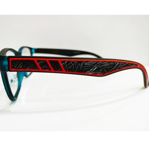 AlexJ Eyewear 3D design collection 99019 with cr39 1.56 mc emi