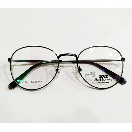 AlexJ Eyewear 6067 with cr39 1.56 mc emi