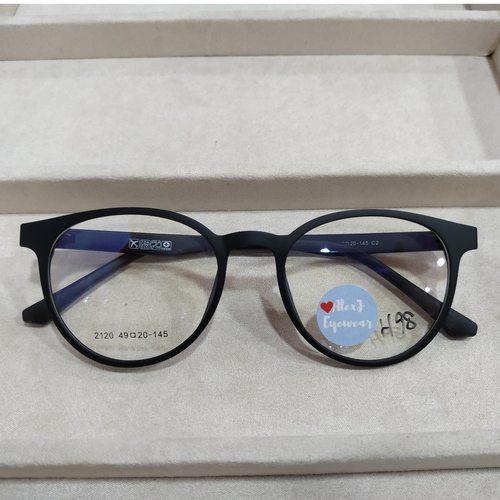 AlexJ Eyewear 2120 (magnetic clip on) with cr39mc emi