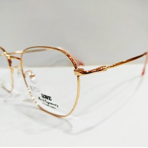 AlexJ Eyewear beta-titanium 8165 with cr39 1.56 mc emi