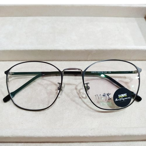 AlexJ Eyewear 6678 with cr39 1.56 mc emi